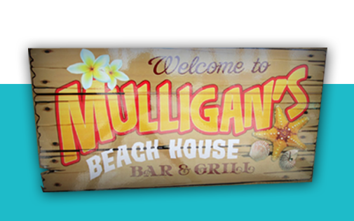 Mulligan's Beach House - Sebastian