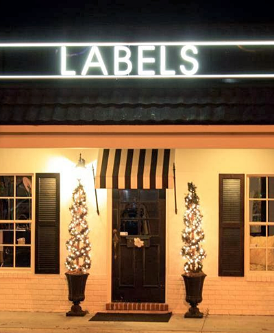 Labels Timeless Clothing Consignment