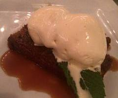 English Sticky Toffee Cake