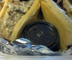 Cheese Steak Sub