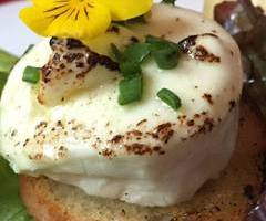 Salade Chêvre Chaud