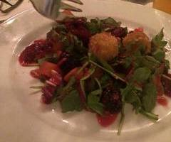 Black Berry Salad