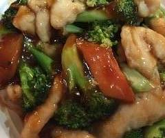 Chicken Vegetables