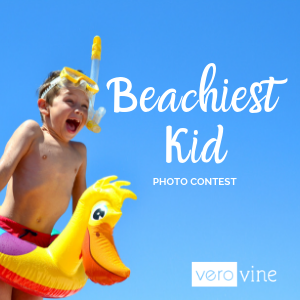 Beachiest Kid Photo Contest