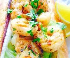 Shrimp Hoagie